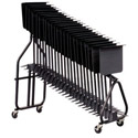 Click here for more Music Stand Cart by Midwest by Worthington