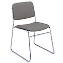 300 Series Sled Base Stack Chair by KFI