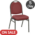 500 Series Premium Stack Chair by KFI