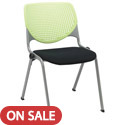 Click here for more Kool Series Padded Stack Chair by KFI by Worthington