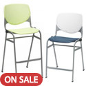 Click here for more Kool Series Stools by KFI by Worthington