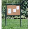 Large Outdoor Message Centers by Jayhawk Plastics