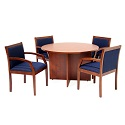 Click here for more Legacy Round Conference Tables by Regency by Worthington