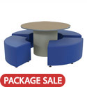 Click here for more Round Table and Chair Packages by Marco Group by Worthington