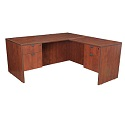 Click here for more Legacy L-Shape Desks by Regency by Worthington