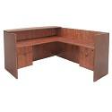 Click here for more Legacy Reception Desks by Regency by Worthington