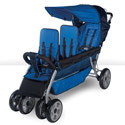 Click here for more LX3 Three Passenger Stroller by Foundations by Worthington