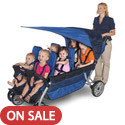 Click here for more LX6 Six Passenger Stroller by Foundations by Worthington