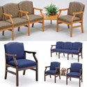 Click here for more Madison Series Reception Seating by Lesro by Worthington