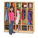Click here for more MapleWave Coat Locker by Jonti-Craft by Worthington