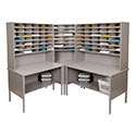 Click here for more 84 Slot Mailroom Sorter by Marvel by Worthington
