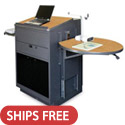 Media Center Lecterns & Carts by Marvel