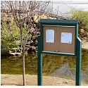 Medium Outdoor Message Centers by Jayhawk Plastics