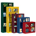 Click here for more Metal Bookcases by Sandusky Lee by Worthington