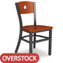 Click here for more Metal & Wood Cafe Chairs by Paragon by Worthington