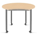 Click here for more Tall Versatilis Non-Folding Tables by Muzo by Worthington