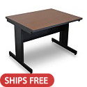 Click here for more Vizion Rectangular Side Table by Marvel by Worthington