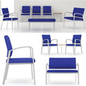 Newport Series Reception Seating by Lesro