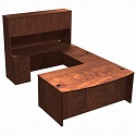 Click here for more Nexus Series U-Shape Desk Suites by OFD Office Furniture by Worthington