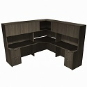 Nexus Series Corner Desk Suite by OFD Office Furniture