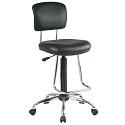 Click here for more Vinyl Drafting Stool by Office Star by Worthington