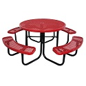 Click here for more Outdoor Picnic Tables by Worthington
