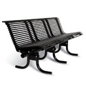 Palmetto Outdoor Benches by UltraPlay