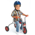 Click here for more SilverRider® Pedal Pusher Trikes by Angeles by Worthington