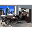 Click here for more Classic Series PL16 U-Shaped Desk Suite by NDI Office Furniture by Worthington