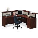 Click here for more Borders PLB15 Reception Desk by NDI Office Furniture by Worthington