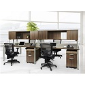 Click here for more Elements PLT17 Four Person Workstation Suite by NDI Office Furniture by Worthington