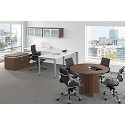 Click here for more Elements PLT9 U-Shaped Desk Suite by NDI Office Furniture by Worthington