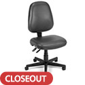 Click here for more 119-VAM Posture Task Chair w/ Anti-Microbial Vinyl by OFM by Worthington