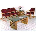 Click here for more Dakota Wave Prairie Series Reception Seating by Worthington