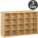 Click here for more Eco 20 and 25 Tray Cubby Units by Tot-Mate by Worthington