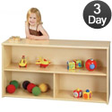 Click here for more Eco Open Shelf Storage Units by Tot-Mate by Worthington