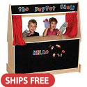 Click here for more Puppet Theater by ECR4Kids by Worthington