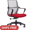 Ravi Mesh Back Office Chair by Woodstock Marketing