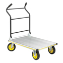 Click here for more Stow Away Platform Truck by Safco by Worthington