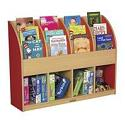 Colorful Essentials Single-Sided Book Stand by ECR4Kids