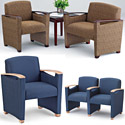 Click here for more Somerset Series Reception Seating by Lesro by Worthington