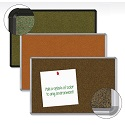 Click here for more Colorful Splash-Cork Tackboard w/ Presidential Trim by Best-Rite by Worthington