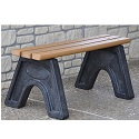 Click here for more Sport Outdoor Benches by Jayhawk Plastics by Worthington