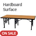 Click here for more Fixed Height Stages w/ Hardboard Surface by Amtab by Worthington