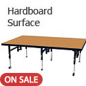 Click here for more Dual Height Stages w/ Hardboard Surface by Amtab by Worthington