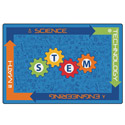 Click here for more STEM ValuePlus Rug by Carpets for Kids by Worthington