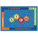 Click here for more STEM Value Rug by Carpets for Kids by Worthington