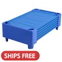 Click here for more Streamline Stackable Standard Cot by ECR4Kids by Worthington