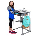 Click here for more Sit and Stand Student Desks by Luxor by Worthington