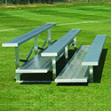 Click here for more Outdoor Bleachers by Worthington